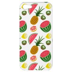 Fruits Pattern Apple Iphone 5 Hardshell Case
