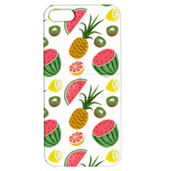 Fruits Pattern Apple iPhone 5 Hardshell Case with Stand