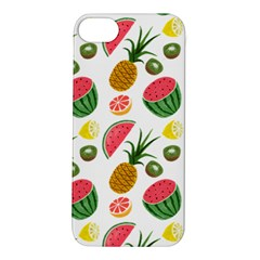 Fruits Pattern Apple Iphone 5s/ Se Hardshell Case