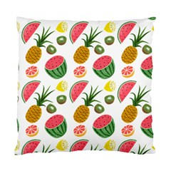 Fruits Pattern Standard Cushion Case (two Sides)