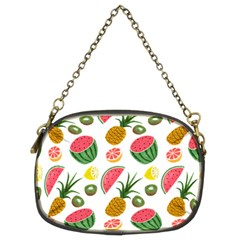 Fruits Pattern Chain Purses (Two Sides)