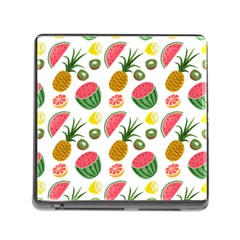 Fruits Pattern Memory Card Reader (square)