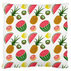 Fruits Pattern Large Cushion Case (two Sides)