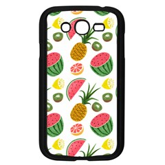 Fruits Pattern Samsung Galaxy Grand DUOS I9082 Case (Black)