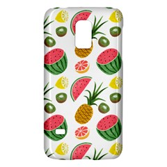 Fruits Pattern Galaxy S5 Mini