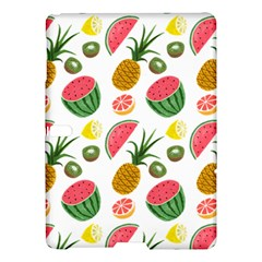 Fruits Pattern Samsung Galaxy Tab S (10 5 ) Hardshell Case