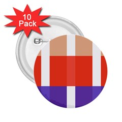Compound Grid 2.25  Buttons (10 pack)