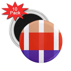 Compound Grid 2 25  Magnets (10 Pack)