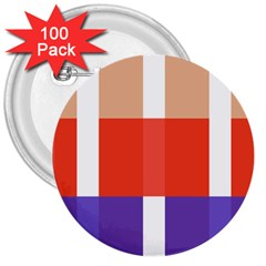 Compound Grid 3  Buttons (100 Pack)