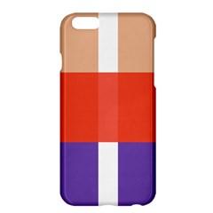 Compound Grid Apple Iphone 6 Plus/6s Plus Hardshell Case