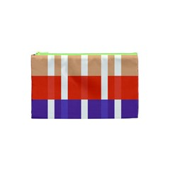 Compound Grid Cosmetic Bag (xs)