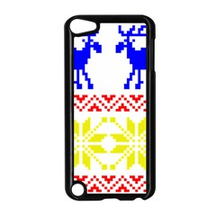Jacquard With Elks Apple iPod Touch 5 Case (Black)