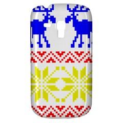 Jacquard With Elks Galaxy S3 Mini