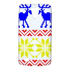 Jacquard With Elks Galaxy S4 Active