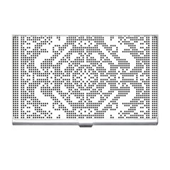 Mosaic Pattern Cyberscooty Museum Pattern Business Card Holders