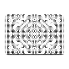 Mosaic Pattern Cyberscooty Museum Pattern Plate Mats