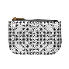 Mosaic Pattern Cyberscooty Museum Pattern Mini Coin Purses