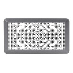 Mosaic Pattern Cyberscooty Museum Pattern Memory Card Reader (mini)