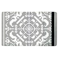Mosaic Pattern Cyberscooty Museum Pattern Apple Ipad 2 Flip Case