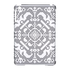 Mosaic Pattern Cyberscooty Museum Pattern Apple Ipad Mini Hardshell Case (compatible With Smart Cover)