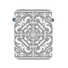 Mosaic Pattern Cyberscooty Museum Pattern Apple Ipad 2/3/4 Protective Soft Cases