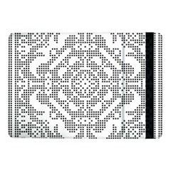 Mosaic Pattern Cyberscooty Museum Pattern Samsung Galaxy Tab Pro 10 1  Flip Case