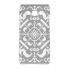 Mosaic Pattern Cyberscooty Museum Pattern Samsung Galaxy A5 Hardshell Case