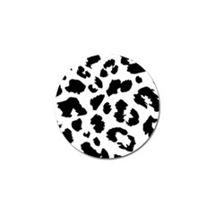 Leopard Skin Golf Ball Marker