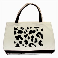 Leopard Skin Basic Tote Bag