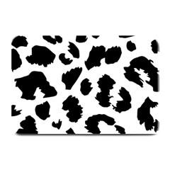 Leopard Skin Plate Mats