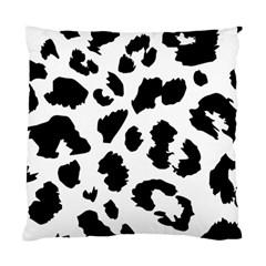 Leopard Skin Standard Cushion Case (one Side)