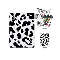 Leopard Skin Playing Cards 54 (mini)