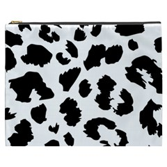 Leopard Skin Cosmetic Bag (xxxl)