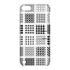 Retro Patterns Apple iPod Touch 5 Hardshell Case with Stand