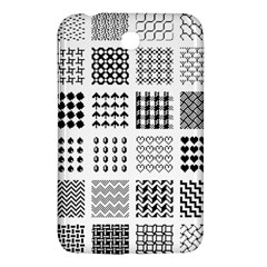 Retro Patterns Samsung Galaxy Tab 3 (7 ) P3200 Hardshell Case