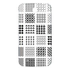 Retro Patterns Samsung Galaxy Mega I9200 Hardshell Back Case