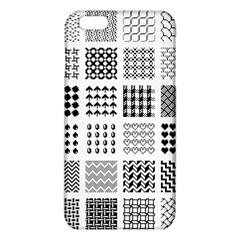Retro Patterns Iphone 6 Plus/6s Plus Tpu Case