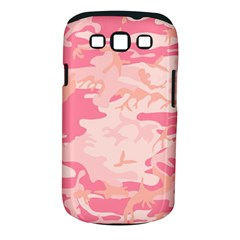 Pink Camo Print Samsung Galaxy S III Classic Hardshell Case (PC+Silicone)