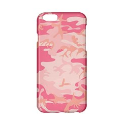 Pink Camo Print Apple Iphone 6/6s Hardshell Case