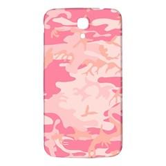 Pink Camo Print Samsung Galaxy Mega I9200 Hardshell Back Case
