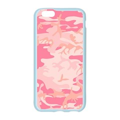Pink Camo Print Apple Seamless iPhone 6/6S Case (Color)