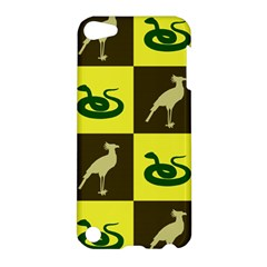 Bird And Snake Pattern Apple Ipod Touch 5 Hardshell Case