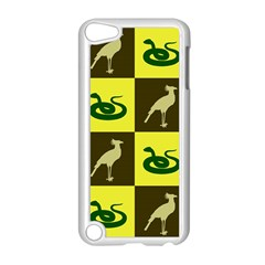 Bird And Snake Pattern Apple Ipod Touch 5 Case (white)