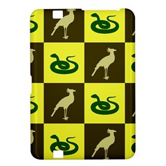 Bird And Snake Pattern Kindle Fire HD 8.9