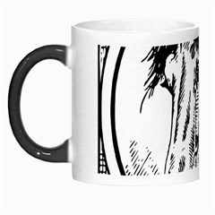 Framed Horse Morph Mugs