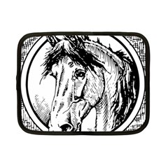Framed Horse Netbook Case (small)