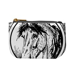 Framed Horse Mini Coin Purses