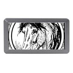 Framed Horse Memory Card Reader (mini)