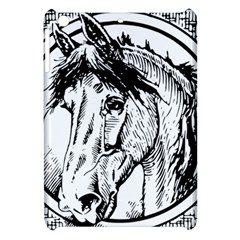 Framed Horse Apple Ipad Mini Hardshell Case