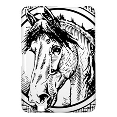 Framed Horse Kindle Fire HD 8.9